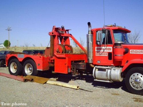 750 boom conversion!!!! - Vintage Equipment - TowForce net By Tow411