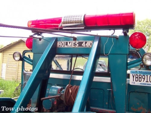 holmes 440 discussion vintage equipment towforce net by tow411