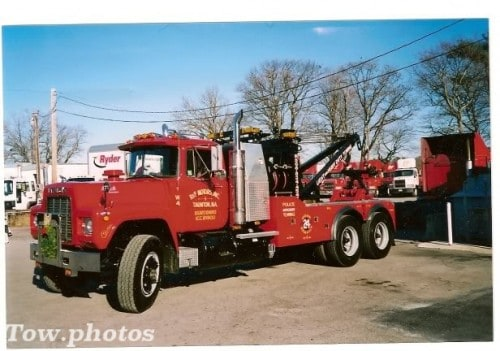 Holmes 1701 Remount - Vintage Equipment - TowForce net By Tow411